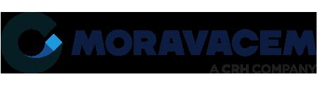 MORAVACEM Logo